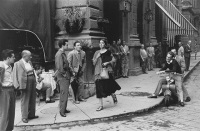 Ruth Orkin, American Girl in Italy