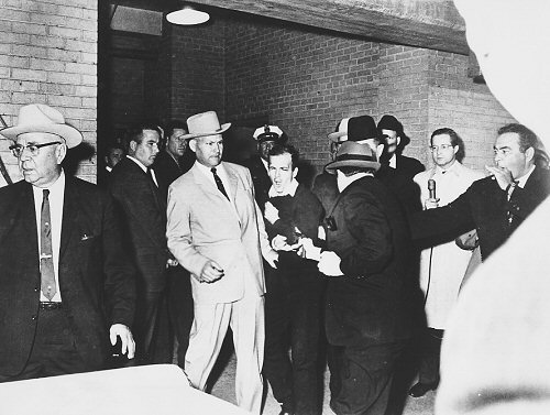 Bob Jackson, Assasination of Lee Harvey Oswald
