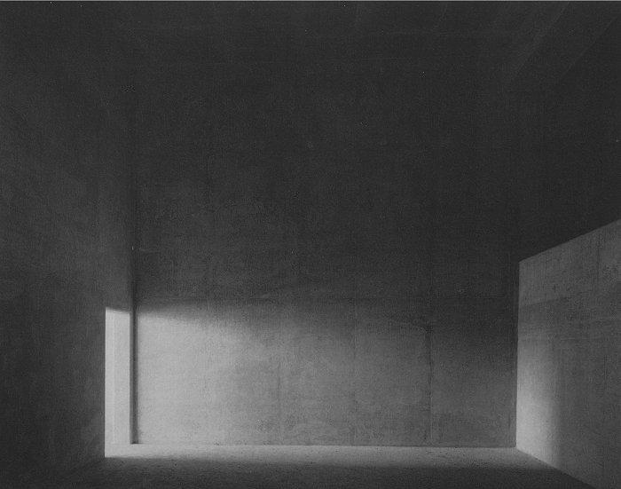 Gray Wall Room