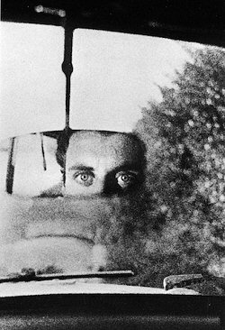 Ralph Gibson, Self Portrait