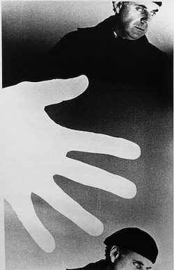 Ralph Gibson, The Main Act (Self Portrait)